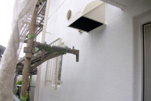 外壁すり替え工事